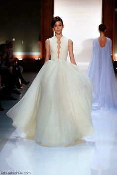 Georges Hobeika Haute Couture Spring/Summer 2014 collection