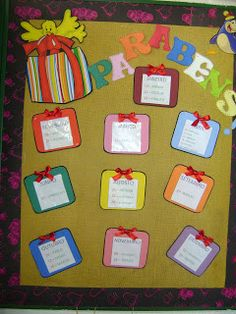 Blog da Tia Zan: Painel aniversariantes
