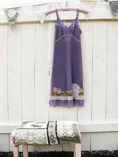 i love it! purple slip! dottie angel.