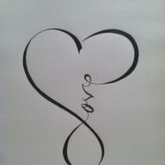 97 Amazing Infinity Tattoo Ideas, 75 Endless Infinity Symbol Tattoo Ideas & Meaning 55 Lovely Infinity Tattoo Designs for the Endless Loves, 75 Endless Infinity Symbol Tattoo Ideas & Meaning 60 Best Friend Tattoo Ideas for You to Love Tats N Rings. Future Tattoos, New Tattoos, Tribal Tattoos, Tatoos, Heart Tattoos, Danty Tattoos, Love Symbol Tattoos, Tattoos Skull, Dragon Tattoos