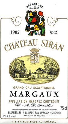 Envie de découvrir les vins du Château Siran? Il vous suffit de réserver votre visite sur Wine Tour Booking