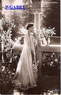 Crown Princess Maria of Romania
