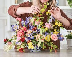 Marcy Cook's Artistic Floral Style All Flowers, Large Flowers, Spring Flowers, Pansies, Daffodils, Tulips, Floral Style, Floral Design, Queen Of Sweden