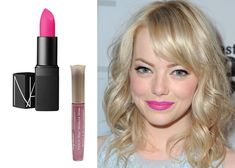 The best lip colors for blonde hair