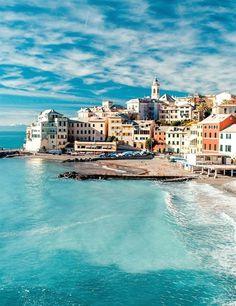 Genoa. … #italytravel