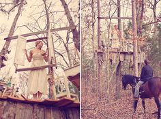 woodsey repunzel engagement shoot! LOVE!