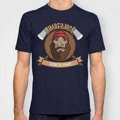 Lumberjack Since 1949 T-shirt by HeyTrutt - $18.00