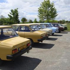 Volvo 66, Daf 46 & Daf 66 Variomatic, Photo : D. Jacson
