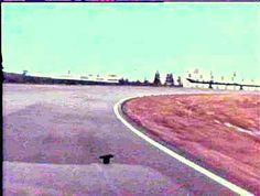 BP kurvi 'Currenkurva2' 1969 (taustalla Shell-katsomo)