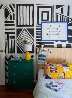 Bold wallpaper! Sneak Peek: Best of Kids' Rooms | Design*Sponge