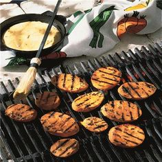 Grilled Sweet PotatoesGreat Recipes from FRENCH'S® Foods | FRENCH'S Mustard, Fried Onions, Worcestershire Sauce Products