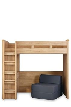 loft bunk bed   3ft single wooden high sleeper bunkbed   ladder can go left or right   can be used by adults by strictlybedsandbunks http   www am u2026 loft bunk bed   3ft single wooden high sleeper bunkbed   ladder      rh   pinterest
