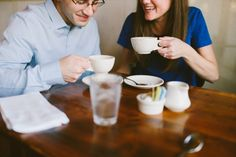 coffee house engagement
