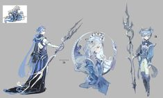 Female Character Design, Character Design References, Character Design Inspiration, Character Concept, Character Art, Concept Art, Art And Illustration, Fantasy Kunst, Fantasy Art