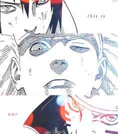 Naruto & Sasuke vs. Madara