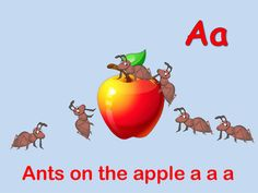 ants on the apple.ppt