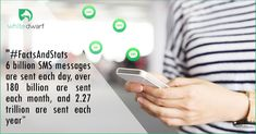 Did You Know? #FactsNstats #SMSmarketing #WhiteDwarf For More Click Here: http://www.whitedwarf.in/sms-marketing/