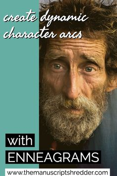 Using Enneagrams for Character arcs - The Manuscript Shredder - - Using Enneagrams to map out your character arcs will create realistically flawed characters and make their transformations feel real. Writing Genres, Writing Characters, Fiction Writing, Writing Advice, Writing Help, Writing A Book, Writing Prompts, Describing Characters, Script Writing