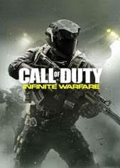 Call of Duty Infinite Warfare for PC, xbox one or PS4 giveaway ends 1/5/2017.
