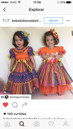 Baby Girl Dresses, Girl Outfits, Country Dresses, Sewing For Kids, Kids Wear, American Girl, Doll Clothes, Sewing Projects, Children