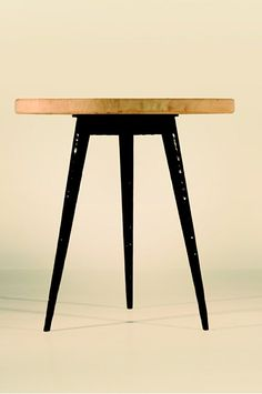 Terra Line Side Table by Artesano Iron Works Home Decor