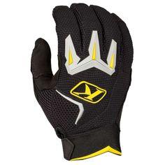 Klim Mojave Motocross Gloves Black S Motocross Gloves, 3d Mesh, Mesh Material, Ugg, Leather, Black, Motorcycle, Products, Velvet