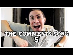 - The Comments Song 5 ✔ You Videos, Videos Funny, Video News, Youtubers, Songs, Music, Greek, Kat Von, Channel