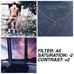 free filter❕ this filter works on all pics and it's really nice for a feed (it's…