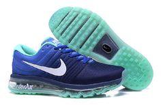 official photos e7b94 71e82 Hot Nike Air Max 2017 Royal Blue Jade Sneakers Cheap Nike Running Shoes,  Buy Nike