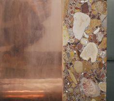 Elena_damiani_Rude_Rocks_N2_detail_breccia_marble_copper