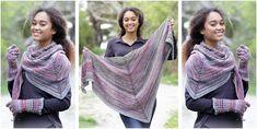 Autumn Joy Knitted Warmer Set [FREE Knitting Pattern]