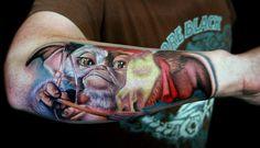 Gremlins Tattoo