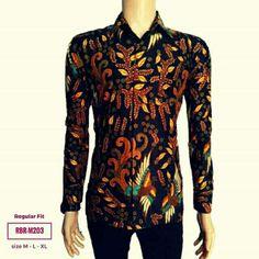 Saya menjual Kemeja Batik Pria Lengan Panjang RBR-M203 seharga Rp68.000. Dapatkan produk ini hanya di Shopee! https://shopee.co.id/rumahbatikrayana/537817628 #ShopeeID