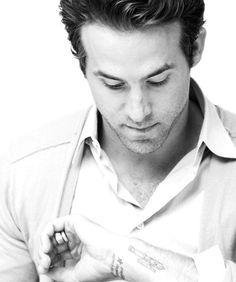 Photo of for fans of Ryan Reynolds 30013737 Beautiful Boys, Gorgeous Men, Beautiful People, Ryan Reynolds, Spideypool, Famous Faces, Famous Men, Famous People, Black And White Portraits