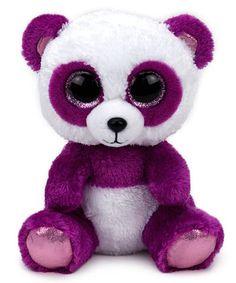 18891224bca Beanie Boos Boom Boom the Panda Beanie Boo Plush Toy