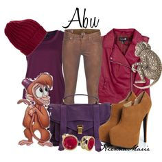 """""""Abu"""" by niennamarie on Polyvore"""
