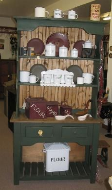 Baker's Hutch, would love to have one in my craft room (when I finally get a craft room).