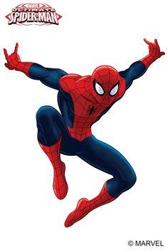 Spider-Man MARVEL Ultimate Spider-Man #galacticink #premiumtemporarytattoo #spiderman #ultimatespiderman