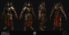 ArtStation - LORDS OF FALLEN / PROFESSIONAL WORK, Yogesh Sharma