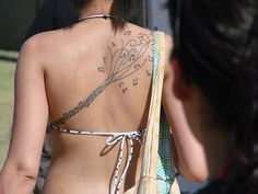 Musical tattoo, photography by Bernardo Sosa, via Flickr