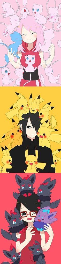 Uchiwa family :3