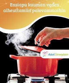 Ensiapu kuuman veden aiheuttamiin palovammoihin   Olet keittiössä #valmistamassa illallista. Käännät ehkä hanan auki, ja vesi onkin #kuumempaa kuin odotit. Mitä sinun tulee tehdä #seuraavaksi?  #Mielenkiintoistatietoa