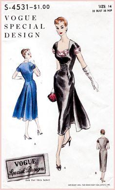 des années 1950 des années 50 robe coucou corsage soirée