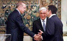 Τά προβλήματα Ελλάδας Τουρκίας να γιατί δεν μπορούν να λυθούν.