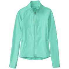 Hope Jacket - The perfect jacket to don after practice with soft, stretchy fabric and a fit that looks great on everyone.