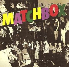 Cover from Matchbox album 1979 taken at The Royalty, Southgate UK Rockabilly Artists, Rockabilly Rebel, Rock And Roll, Teddy Boys, Country Blue, Psychobilly, Good Ole, Pop Music, Album Covers