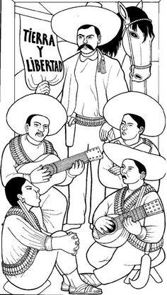 12 Imagenes Increibles De Revolucion Mexicana Mexican Fiesta Party