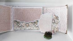 HOBBYKUNST: Minialbum Valance Curtains, Mini, Album, Home Decor, Hobbies, Creative, Decoration Home, Room Decor, Home Interior Design