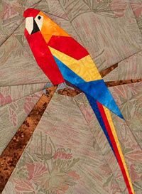 Parrot  #66   pattern not available yet