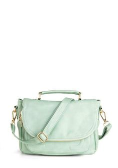 Pastel Tale Sign Bag, #ModCloth